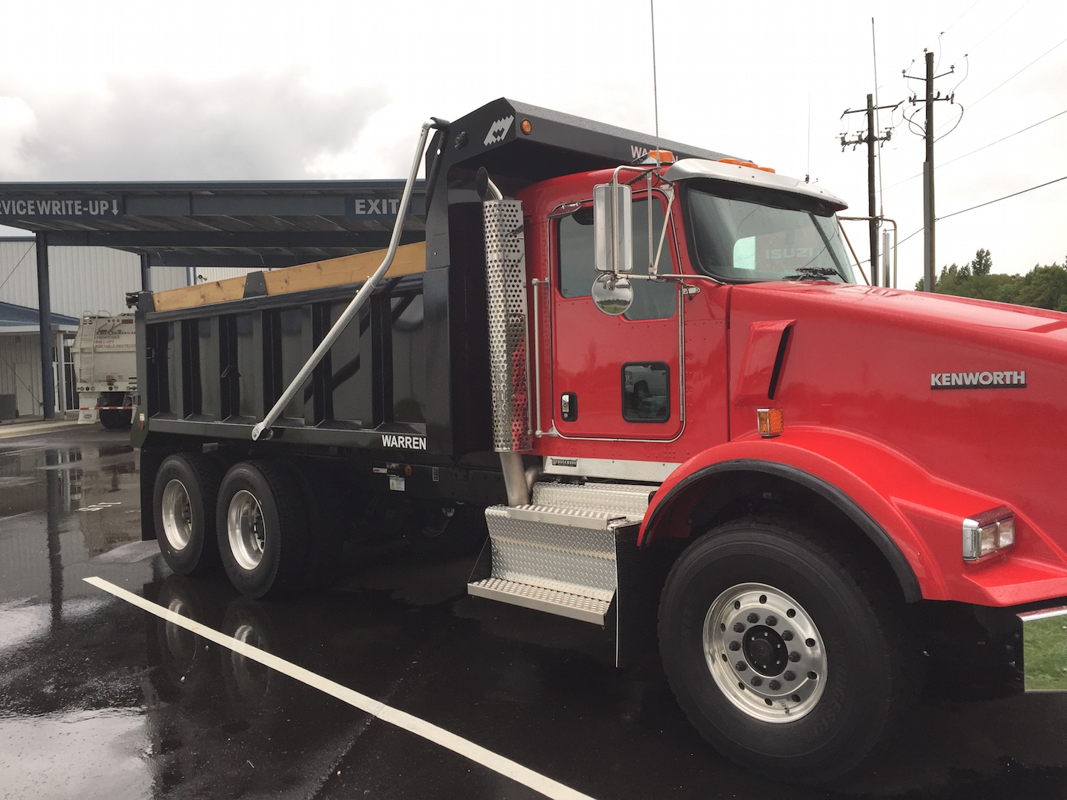16 ft Dump Body – Featured Unit of the Week