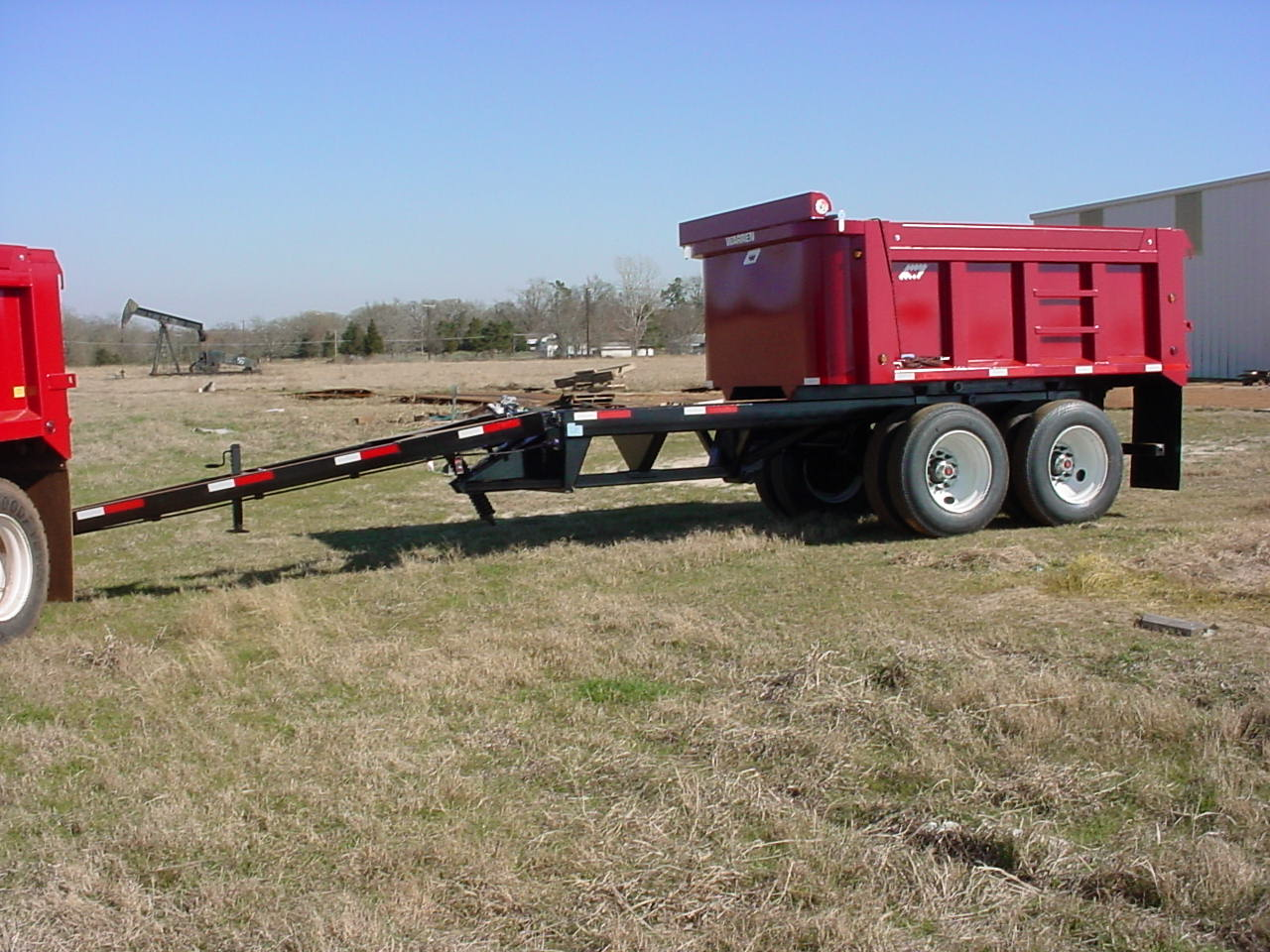 Warren Pup Trailers