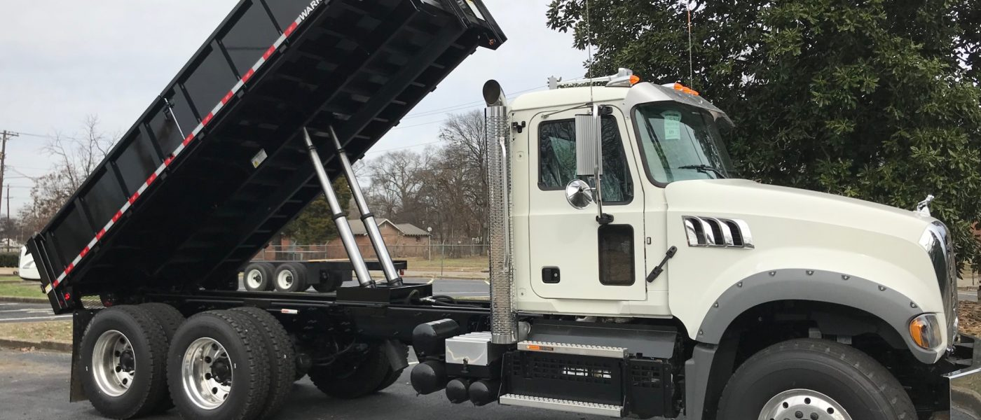 Municipal Dumping Flatbed – Featured Unit of the Month