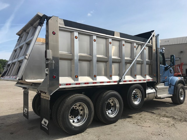 Featured Unit of the Month: Custom Aluminum Dump Body