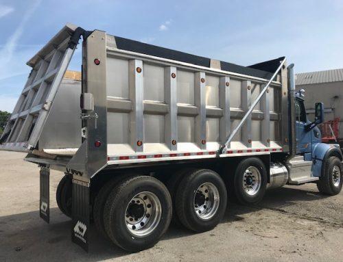 Featured Unit of the Month: Custom Aluminum Dump Body
